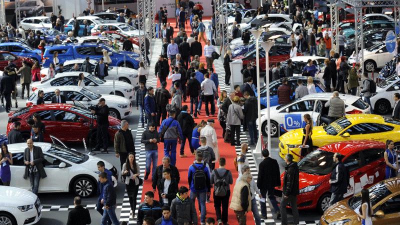 Beogradski sajam automobila BG Car Show 2016.