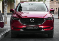 Druga generacija popularnog SUV modela Mazda CX-5