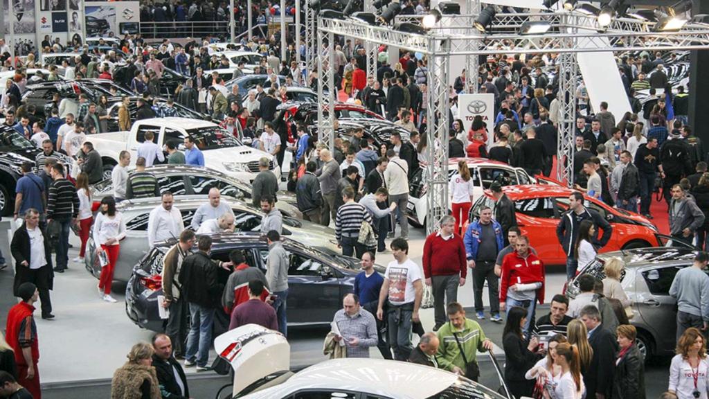 Rekordna poseta Beogradskom sajmu, prodato više od 3.500 vozila