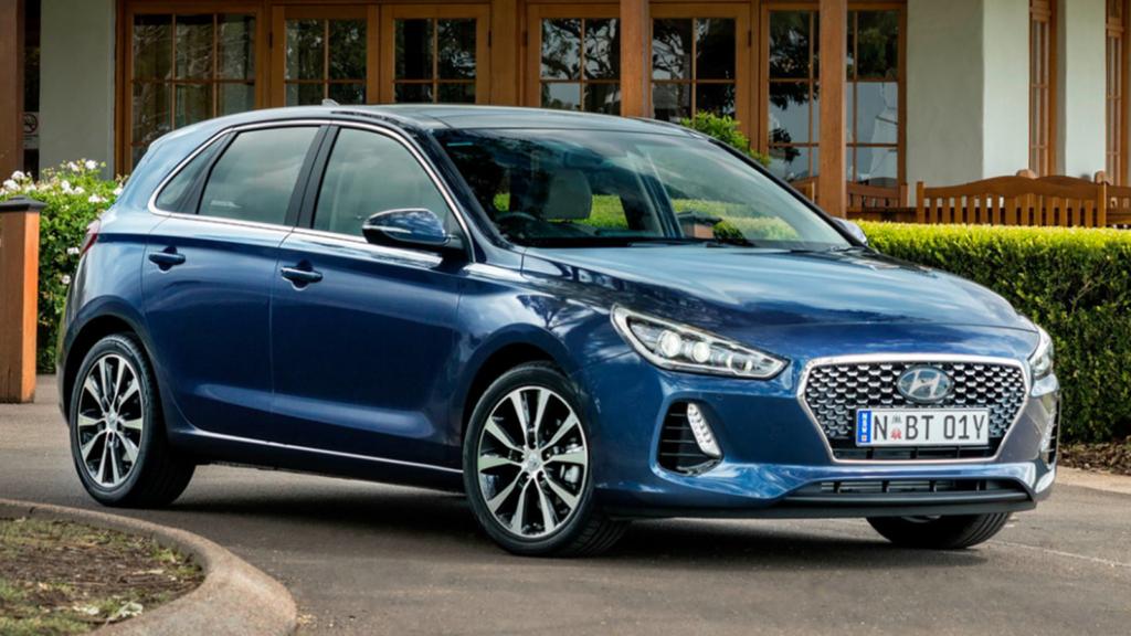 Treća generacija kompaktnog hečbeka Hyundai i30