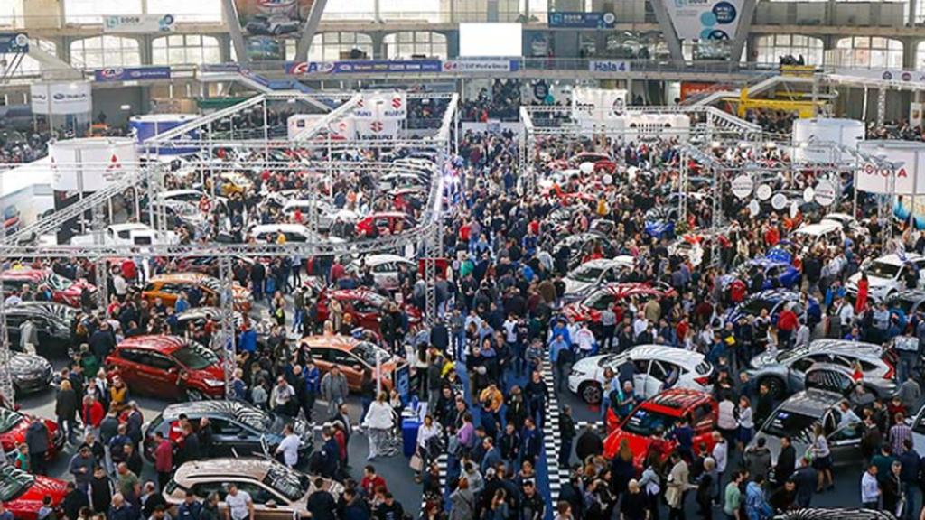 Beogradski Sajam automobila 2018.