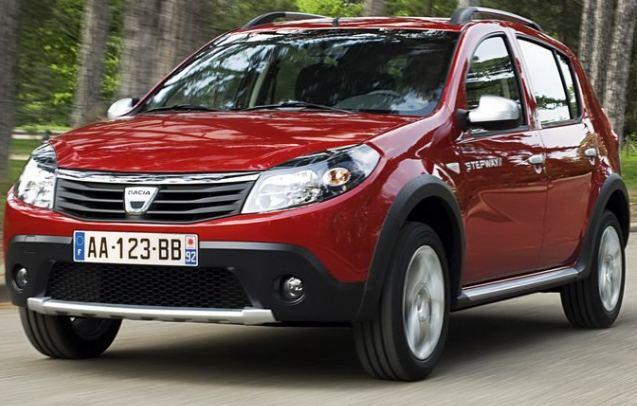 Nova Dacia Logan za 5000 evra