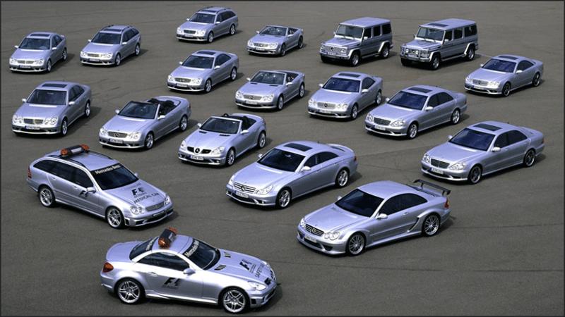Mercedes-Benz zvanično objavio novu nomenklaturu svojih modela