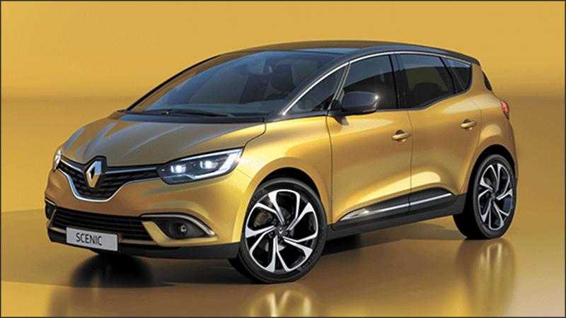 Renault Scenic – četvrta generacija spremna za 2017. godinu