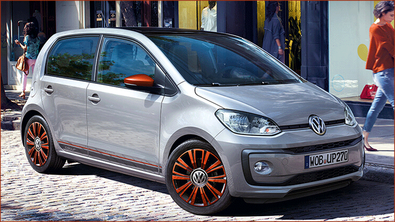 Restilizovan Volkswagen Up! od sada i u Srbiji